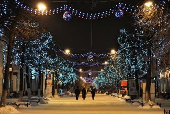 Новый Год в Ярославле - «Park Inn 4*» (3 дня, автобусный тур)