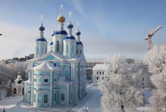 Природа и история Тамбовской края ( от 3 до 7 дней + ж/д)