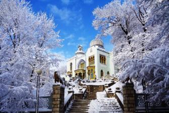Новый год в Кисловодске ( 5 дней + жд или авиа)