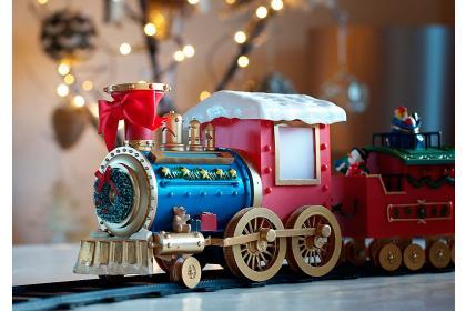 Паровозом – к Деду Морозу! (новогоднее путешествие в Великий Устюг, с анимационной программой в поезде и сказочными подарками, 3 дня)