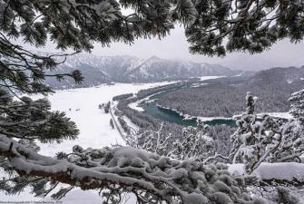 Большое новогоднее путешествие по Алтаю (9 дней + авиа )