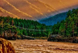 Заповедные озера (11 дней + авиа или ж/д)