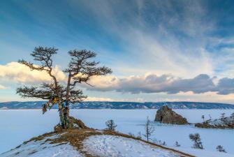 Зимний Байкал (3 дня + ж/д или авиа, январь-март)