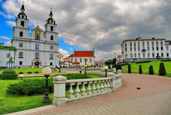 Легенды Беларуси ( 5 дней + ж/д, август-декабрь 2021)