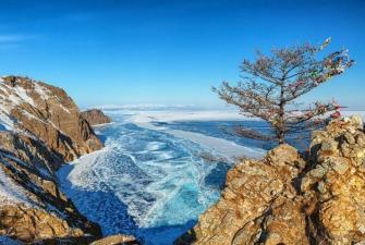 Ледяные замки Ольхона (6 дней + авиа)
