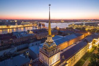 Петербургская классика (3 дня + ж/д, ноябрь 2020-апрель 2021)
