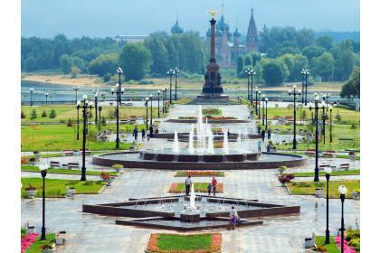 Легендарная Русь 4* (Переславль - Залесский - Ростов Великий - Ярославль - Кострома, 2 дня, автобусный тур)