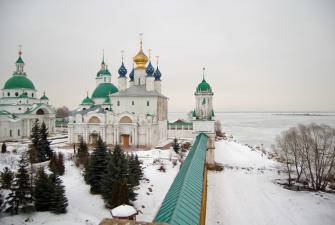 Новый Год в Костроме - «Азимут 3*» (3 дня, автобусный тур)