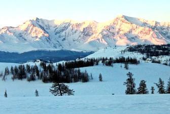 Снежные легенды Алтая. Рождество (5 дней + авиа)