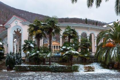 Абхазская рапсодия. Новый год и Рождество ( 5 дней + авиа или ж/д )