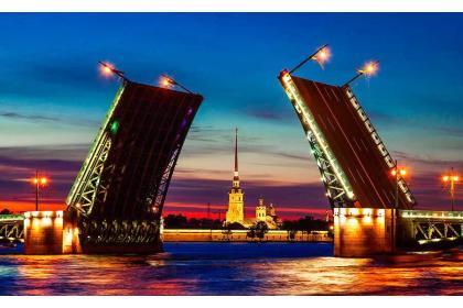 Многоликий Петербург (4 дня + ж/д, май-август 2021)