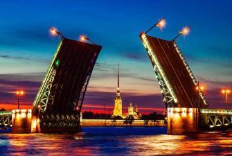 Многоликий Петербург (май-август, 4 дня + ж/д)