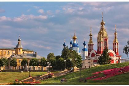В гостях у Тамбовской Казначейши с концертом классической музыки (от 2 до 3 дней + ж/д)