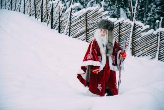 А в новый год в Карелии, как в сказке (3 дня + ж/д)