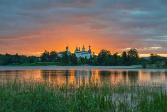 Вологда - Кириллов - Ферапонтово (2 дня + ж/д)