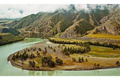 Озеро Тайменье и девять перевалов (11 дней + ж/д или авиа)