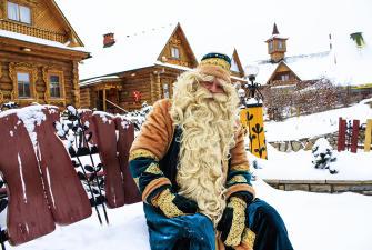 В Новый год к татарскому Деду Морозу (3 дня + ж/д)