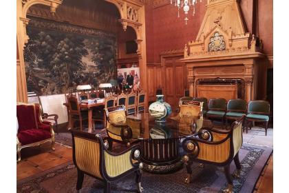 Пречистенка – великолепие и роскошь дворянской Москвы  (с посещением морозовского особняка)