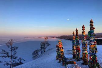 Новый год на Байкале (7 дней / 6 ночей + авиа)