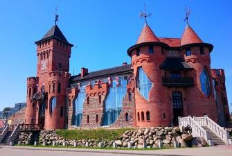 Королевские выходные + замок Нессельбек (6 дней + ж/д или авиа, лето)