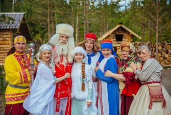 Гран-тур «Вся Карелия» (3 дня + ж/д).Тур с выездом из Санкт-Петербурга