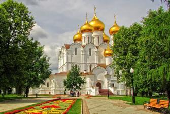 Города Золотой Руси (пон.-пятн., суб.-среда 5 дней, автобусный тур)