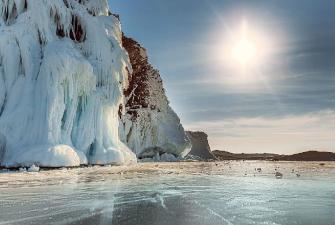 Новогодние праздники на Байкале (8 дней + авиа)