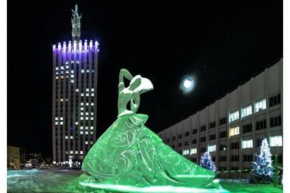 «Встреча Нового года в Архангельске»  (3 дня ж/д + авиа)
