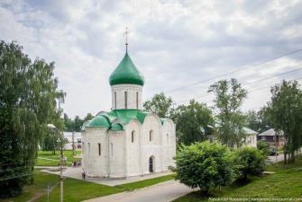 Древнее Залесье («Переславль 3*») на майские праздники (2 дня, автобусный тур )