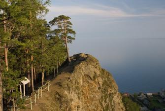 По дороге с облаками... Байкал (7 дней + авиа)