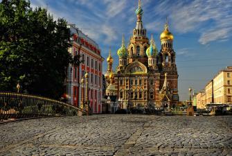 Классический Санкт-Петербург с пт  (5 дн + жд, октябрь 2020 - март 2021)