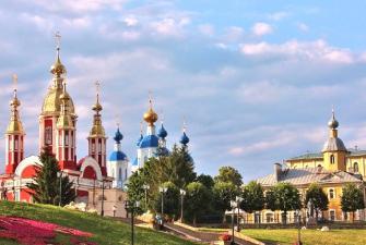 Майский разгуляй в Тамбове или кто в Тамбове не бывал Россию не видал!» ( от 3 - 7 дней + ж/д )