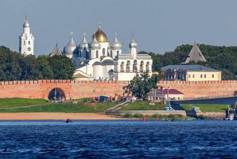 Два Кремля. Великий Новгород - Древний Псков. (2 дня+ж/д, сентябрь 2019-декабрь 2020)