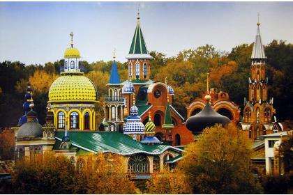 Казань - Свияжск (2 дня/1 ночь, тур для школьников)