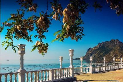 Крымская кругосветка - 2 (6 дней + авиа)
