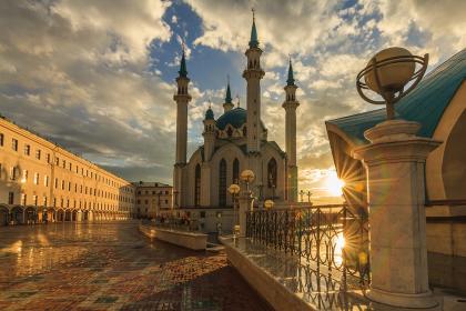 Добро пожаловать в Казань (2 дня + ж/д, весна - лето, заезды по пятницам)