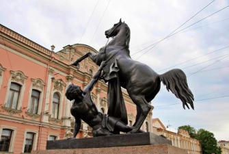 Невская коллекция (7 дней + ж/д, среда-вторник)