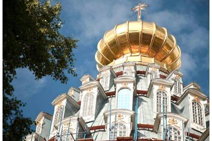 Русская Палестина и великие святыни Истринской земли (авторская экскурсия Валерия Страхова)