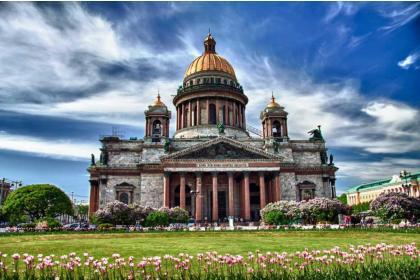 Классика Санкт-Петербурга ( 8 дней, понедельник–понедельник )