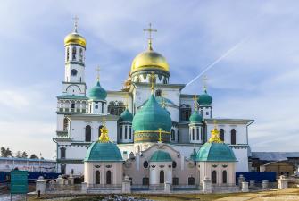 Звенигород - Новый Иерусалим (с подъемом на звонницу Саввино-Сторожевского монастыря Корпоративный)