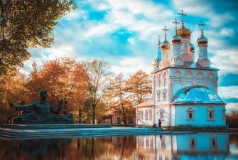 Окские узоры (Рязань - Рыбное - Коломна, 2 дня автобусный тур)