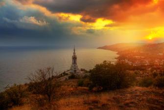 Краски осеннего Крыма (4 дня + авиа)