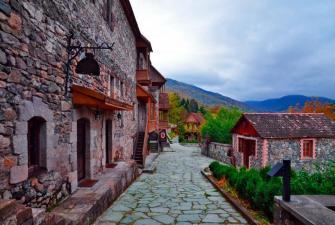 Вкус граната. Армения-Грузия ( 7 дней + авиа )