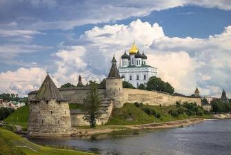 Душевный отдых в Старом Изборске ( 5 дней + жд, июнь-сентябрь 2021 )