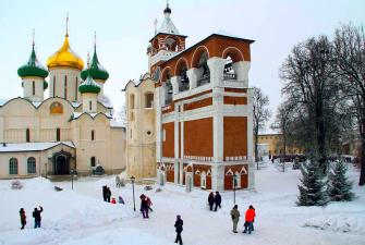 Необычное путешествие по Волжским городам на 8 марта (3 дня, автобусный тур )