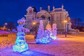 Новогодний разгуляй в Тамбове ( от 2 до 4 дней + ж/д )