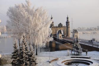 Новый год на самом западе России ( 5 дня + авиа или ж/д)