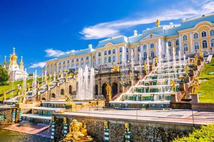 Санкт-Петербург - глазами детей (3 дня/2 ночи, КВЕСТ-тур для школьников)
