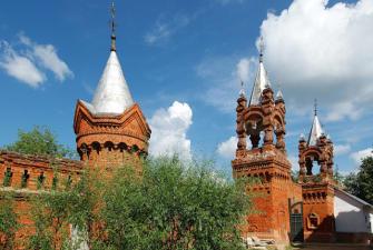 Град Егорьевск и Старообрядческая Палестина (авторская экскурсия Валерия Страхова)