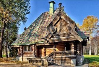 Абрамцево - Гжель - Большие дворы